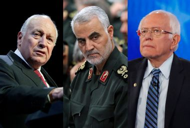 Dick Cheney; Qassem Soleimani; Bernie Sanders