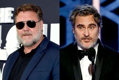 Russell Crowe; Joaquin Phoenix