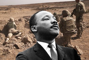 Martin Luther King; US Military