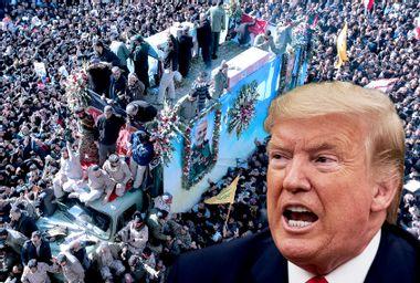 Donald Trump; Iran