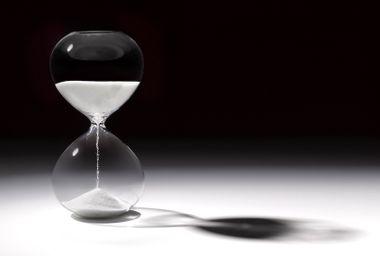 Hourglass; Time