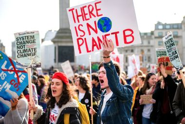 Youth Climate Demonstration