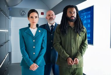 Jennifer Connelly; Daveed Diggs; Snowpiercer