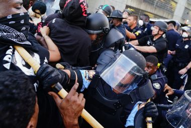 """""""Bad apples"""" are not the problem: America's police have a long legacy of brutal misconduct"""