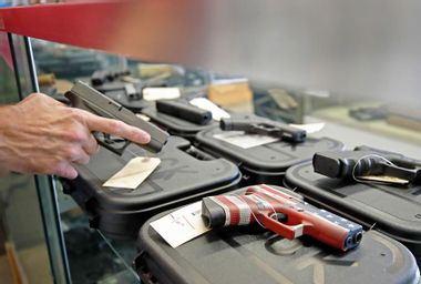 Americans load up on millions of guns as federal government fails the COVID challenge