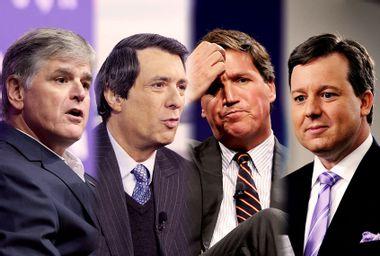 Sean Hannity; Howard Kurtz; Tucker Carlson; Ed Henry