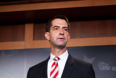 """Tom Cotton's """"Army Ranger"""" dissembling goes back at least eight years"""