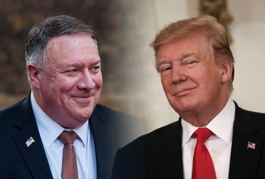 Mike Pompeo's whitewashing of Trump's record backfires