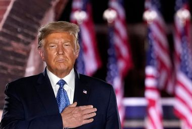 Trump and his supporters have made a mockery of U.S. patriotism