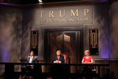 Donald Trump; The Apprentice