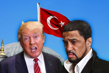 Pro-Trump Black group that solicited foreign investors is now under FBI investigation