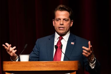 "Anthony Scaramucci is on a mission to stop Trump: ""Something's wrong with him mentally"""