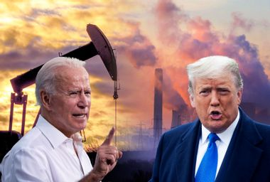 Trump and Biden on the biggest climate question: What kind of energy transition lies ahead?