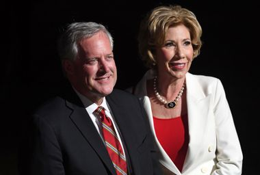 Mark Meadows apparently used taxpayer funds to help wife's friend raise campaign cash