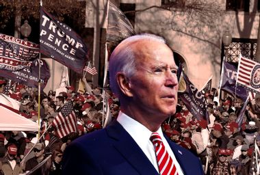 Cleaning up Trump's American carnage: Biden turns from resistance to rebuilding