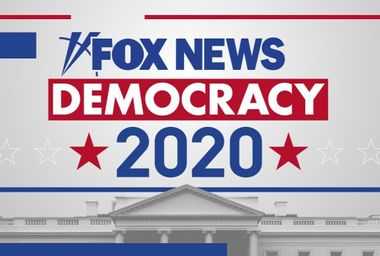Image for Fox News was in a