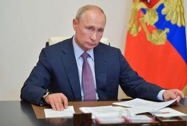 Vladimir Putin Salon Com