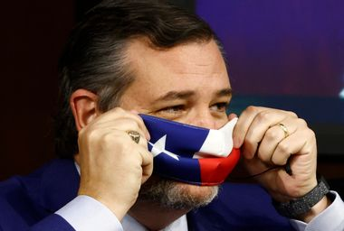 Image for Ted Cruz humiliated by Australian leader after trying to lecture him on COVID-19