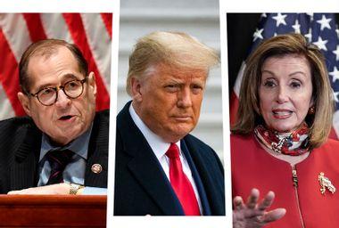 Jerry Nadler; Donald Trump; Nancy Pelosi