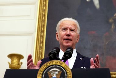 """Author Rick Perlstein on the challenge ahead: """"Biden knows that he is managing a dying regime"""""""