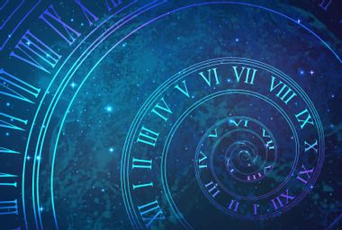 Time, eternity and the universe