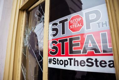 How two friends' farcical, failed schemes ended with the biggest fail of all: Stop the Steal