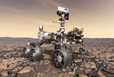 Perseverance rover; Mars
