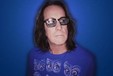 "Todd Rundgren on no more Trump songs, his high-tech ""spectacle"" of a tour, and the new Sparks collab"