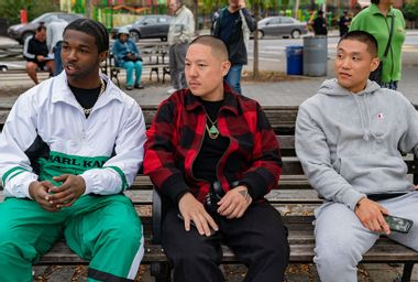 """With basketball drama """"Boogie,"""" Eddie Huang is finally """"free of the shadow"""" of """"Fresh Off the Boat"""""""