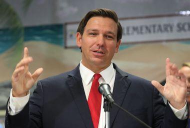 "FBI urged to probe Florida Gov. Ron DeSantis over ""red carpet vaccine distribution"""