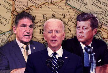 Joe Manchin; Joe Biden; John F. Kennedy