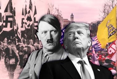 Trump's Big Lie and Hitler's: Is this how America's slide into totalitarianism begins?