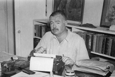 Ken Burns' vicious Hemingway smear: PBS series totally ignores writer's lifelong leftist politics