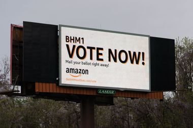 Image for Corporations like Amazon pay big bucks for