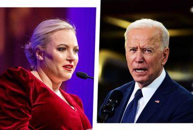 Who won Meghan McCain's vote for president? Husband reveals it wasn't Joe Biden