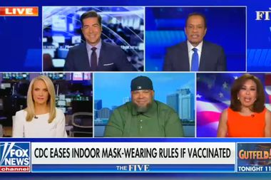 "Fox News, after clamoring for weeks to end mask rules, calls new CDC guidance a ""distraction"""