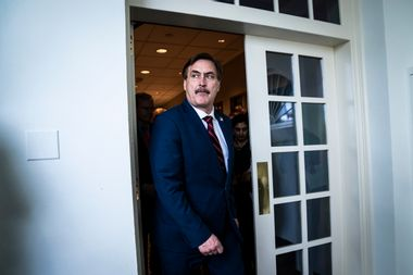 MyPillow CEO Mike Lindell