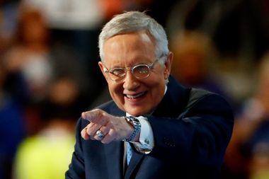 U.S. Sen. Minority Leader Sen. Harry Reid