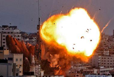 Far right pundits celebrate Israeli bombing of AP, BBC, Al Jazeera offices in Gaza