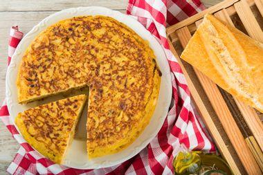 Tortilla española, mi cariño: An ode tothe simple, perfect Spanish omelet