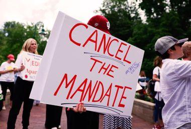 Anti-Mask; Mask Mandate Protest