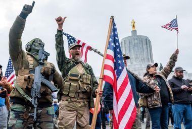 Capitol Riot; Trump Supporters