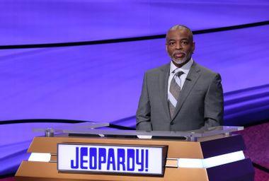 LeVar Burton; Jeopardy!