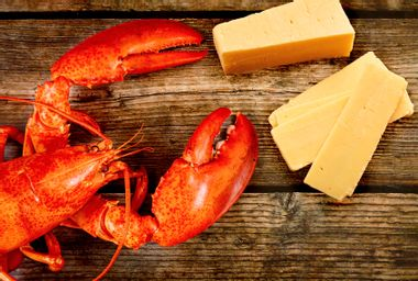 Lobster; Cheese
