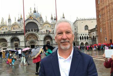Conservative radio host Phil Valentine