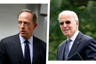 Pat Toomey; Joe Biden