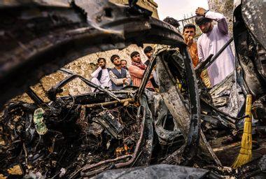 Afghanistan; Drone Strike