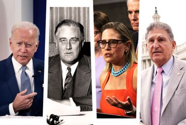 FDR once tried to purge disloyal Democrats — would it work for Biden to do the same?