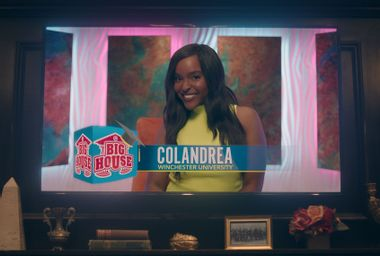"""""""Dear White People"""" visits the """"Big Brother"""" Cookout via a pointed parody of reality show racism"""