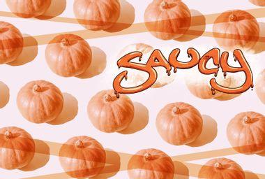 Saucy: Pumpkin Hot Sauce